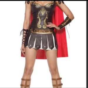 Leg Avenue gladiator women's Halloween costume